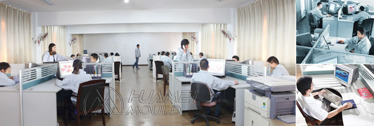 mould Design in Huamei mould